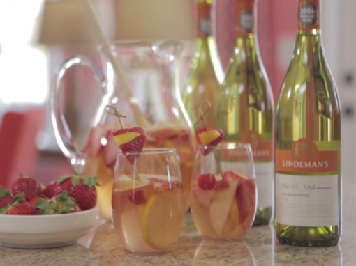Easy-to-Make Sangria