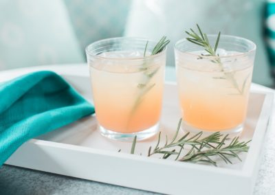 Serve Aromatic Cocktails