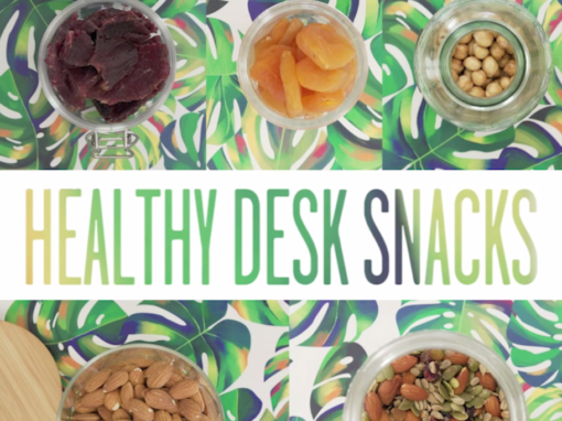 Healthy Desk Snacks