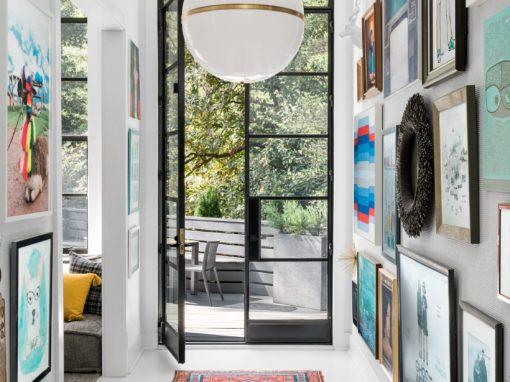 Atlanta Magazine- Brian Patrick Flynn's Buckhead Home